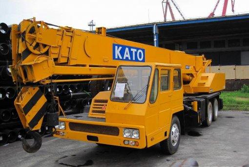 Аренда автокрана Kato NK-250 E