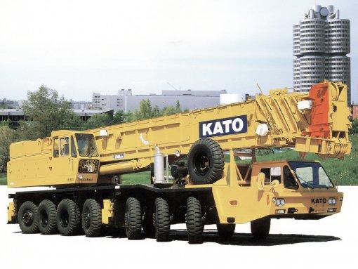 Аренда автокрана Kato NK-1600